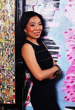 Lim Wei-Ling, owner of Wei-Ling Gallery in Brickfields and Wei-Ling Contemporary in the Gardens shopping mall in Kuala Lumpur.
